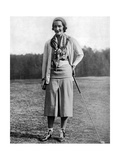 Sybil Whigham  The American Golfer  May 1931