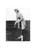 Miss Bonnie Hill  The American Golfer May 20  1920