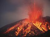 Explosive Vulcanian Eruption of Lava on Sakurajima Volcano  Japan