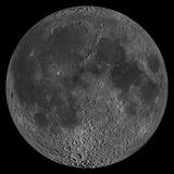 Mosaic of the Lunar Nearside