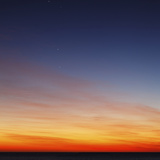 Conjunction of Venus  Mercury  Jupiter and Mars at Dawn