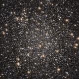 Globular Cluster M22 in the Constellation Sagittarius