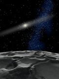 Quaoar Is a Large Kuiper Belt Object Orbiting Beyond Pluto