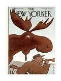 The New Yorker Cover - November 25  1939