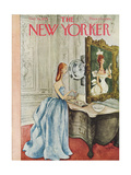 The New Yorker Cover - October 16  1954