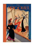 The New Yorker Cover - October 10  1931