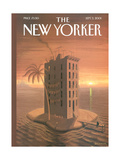 The New Yorker Cover - September 3  2001