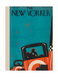 The New Yorker Cover - December 5  1925