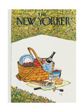 The New Yorker Cover - June 5  1978