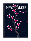 The New Yorker Cover - March 28  2011