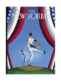 The New Yorker Cover - April 2  2001