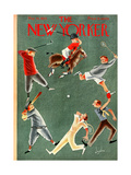 The New Yorker Cover - May 25  1935