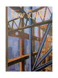 The New Yorker Cover - July 9  1973