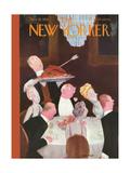 The New Yorker Cover - November 26  1938