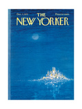 The New Yorker Cover - December 3  1973