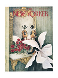 The New Yorker Cover - July 18  1942