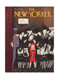The New Yorker Cover - December 20  1941