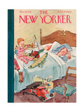 The New Yorker Cover - December 26  1936