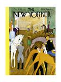 The New Yorker Cover - November 9  1935
