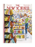 The New Yorker Cover - August 11  1962