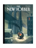 The New Yorker Cover - March 6  1995