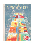 The New Yorker Cover - October 8  1960