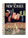 The New Yorker Cover - December 12  1942