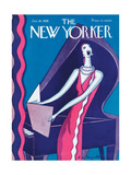 The New Yorker Cover - January 16  1926