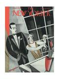 The New Yorker Cover - September 25  1926