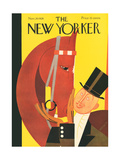 The New Yorker Cover - November 20  1926