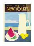 The New Yorker Cover - July 9  1966