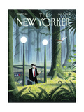 The New Yorker Cover - August 5  2002