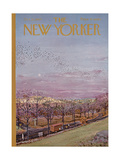 The New Yorker Cover - October 21  1967