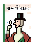 The New Yorker Cover - May 27  2002