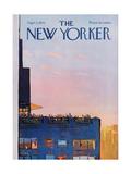 The New Yorker Cover - September 5  1970