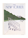 The New Yorker Cover - June 18  1979
