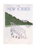 The New Yorker Cover - June 18, 1979 Giclée premium par Gretchen Dow Simpson