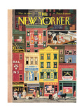 The New Yorker Cover - March 18, 1944 Giclée premium par Witold Gordon