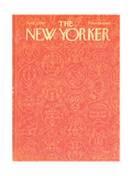 The New Yorker Cover - April 3  1965
