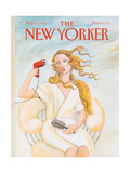 The New Yorker Cover - May 25  1992