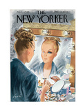 The New Yorker Cover - April 3  1948