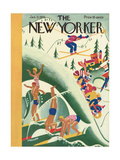 The New Yorker Cover - January 21  1933