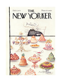 The New Yorker Cover - February 17  1973