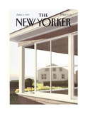 The New Yorker Cover - June 8  1987