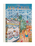 The New Yorker Cover - July 3  1948