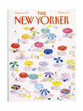 The New Yorker Cover - August 24  1987