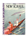 The New Yorker Cover - June 15  1935