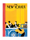 The New Yorker Cover - January 9  1932