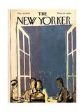 The New Yorker Cover - May 30, 1964 Giclée premium par Arthur Getz
