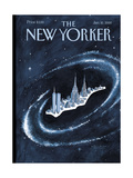 The New Yorker Cover - January 10  2000